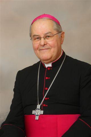 Škof mons. Metod Pirih