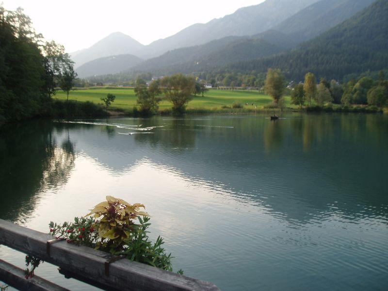 Preddvor jezero Črnava