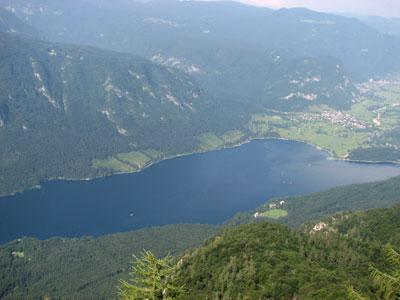blogi 381 bohinjsko jezero Vogel v očeh ne smučarke :)