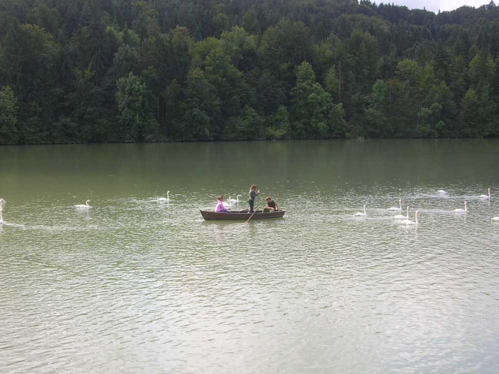 Zbilje - izposoja čolnov