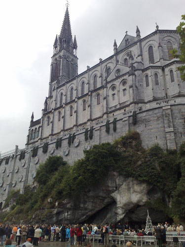blogi 63 bazilika 2 Lurd (Francija)