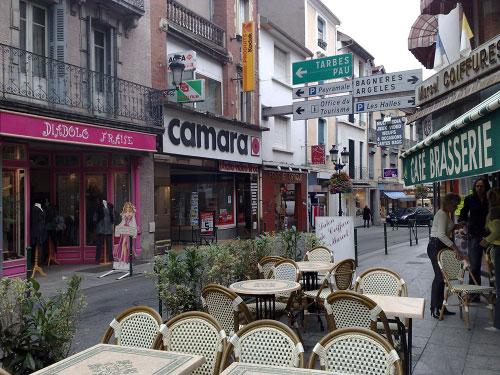 blogi 63 kavarnice Lurd (Francija)