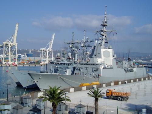 blogi 80 Vojaske ladje v Kopru Nedeljski izlet na Primorsko