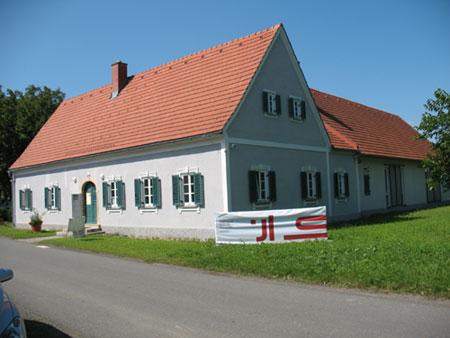 Zunanjost hiše