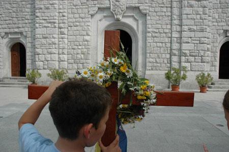 Na Sveti Gori pri Gorici