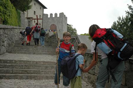Stara Gora, kjer se srečata slovenski in furlanski svet