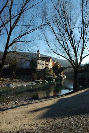 Slikovito naselje Kanal
