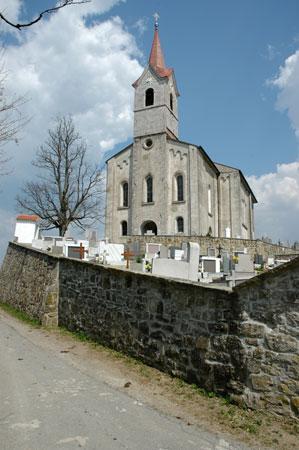 Cerkev Sv. Helena na Premu