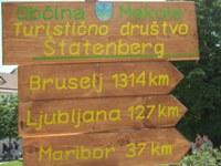 blogi 420  ljubljanski grad 135 Makole v Ljubljani