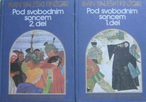 blogi 420 knjige 062 Fran Saleški Finžgar