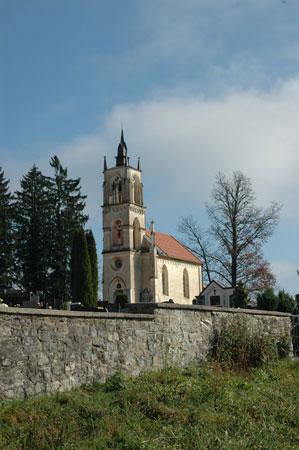 Pokopališka cerkev Sv. Križa
