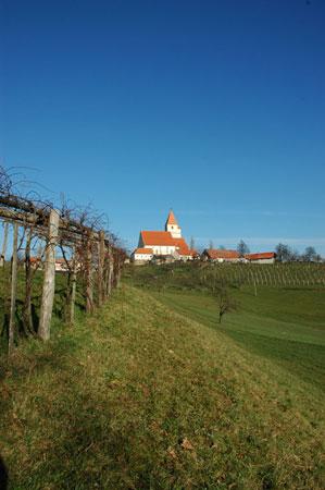 Cerkev Sv. treh kraljev pri Svetih Treh Kraljih v Slovenskih Goricah