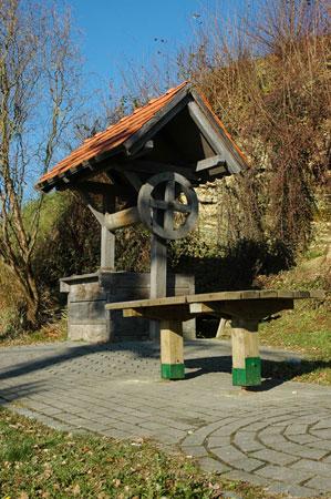 Zorkov vodnjak v Štajngrovi