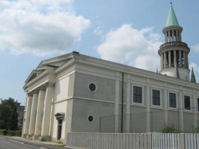 blogi 420 ljubljana3 9353 20090731 1131085520 Največja Plečnikova cerkev