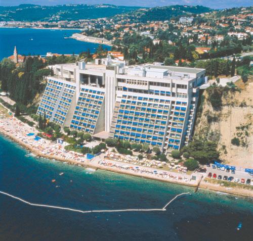 slovenija hotel emona portoroz Prenočitvene zmogljivosti v Sloveniji