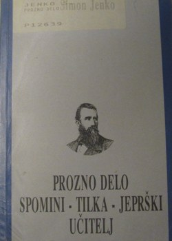 blogi 420 knjige 437 Simon Jenko