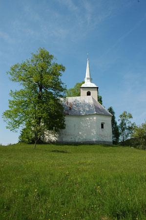Podružnična cerkev Sv. Jakoba, apostola, v Štrukljevi vasi