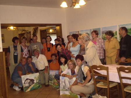 blogi 62 05 slikarji Kozjanski raj na platnih likovnih ustvarjalcev