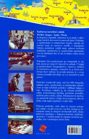 vodniki zemljevidi istra istra 02 Milan Vinčec: Istra
