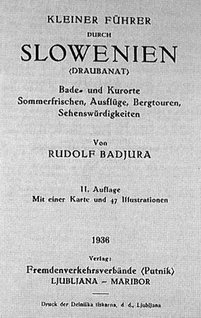 Vodnik po Sloveniji