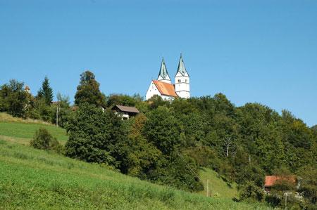 Podružnična cerkev Sv. Mihaela na Šmihelu
