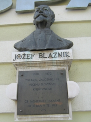 blogi 420 ljubljana2 141 20090422 1250694223 Jožef Blaznik