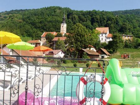 mesta Pisece pisece bazen Pišece - nova točka na turističnem zemljevidu Slovenije
