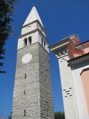 blogi 420  Izola 041 Cerkev sv. Mavra