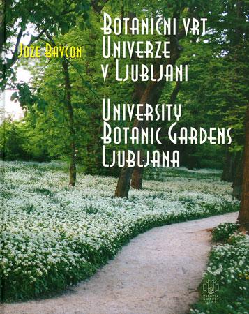 knjige botanicni vrt Knjiga Botanični vrt Univerze v Ljubljani