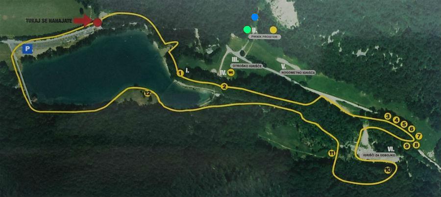 jezera zemljevid 01 900 Završnica